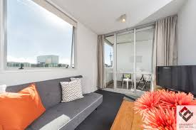 Q City Apartments, 15 City Road, lounge balcony