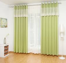design your living room with these sweet dreams lime green curtain designs made from double sided