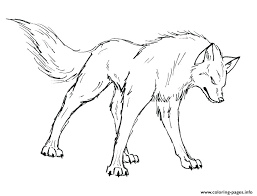 Wolf Coloring Pages Animal Jam Arctic Wolf Coloring Pages To Print