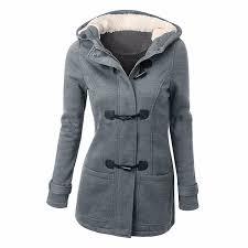 uk 8 24 zanzea women winter warm hooded
