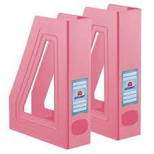 Pink Magazine Holder Magazine File Holder Home Solid Pink Color 100 Pack Code 10077100 88