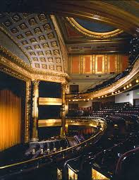 Act Theatre Seating Chart American Conservatory Theater A C T San Francisco