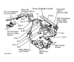 location of obd plug on 1995 caravan w 3 0l engine left side inside engine compatment maked in the diagram as th dlc
