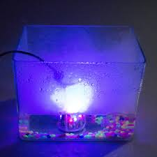 Underwater Lighting Effect Us 13 11 17 Off 12 Led Underwater Light Stage Lighting Effect Light Ultrasonic Mist Maker Fogger Water Fountain Pond Automatically Color Change In