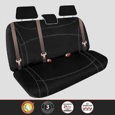 custom neoprene rear seat covers