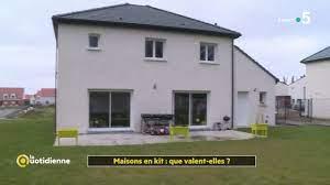 maisons en kit que valent elles