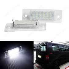 Caravelle Lighting Vw Transporter T5 Caravelle Caddy Touran Led Licence Number