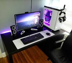 stylish office desk setup. awesome gaming desk setup ideas magnificent office furniture plans with 1000 about on stylish