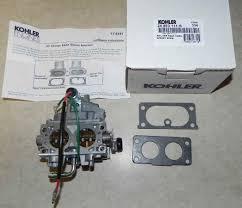 kohler carburetors for small engines kohler carburetor part no 24 853 111 s