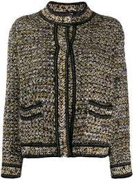 Твидовая <b>Куртка M Missoni</b> Женская - Купить в Интернет ...