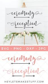 You can copy, modify, distribute and perform the work, even for commercial purposes, all without asking permission. Free Wedding Sign Svg Files Hey Let S Make Stuff
