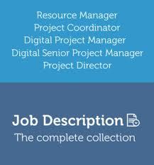 Digital Project Manager Job Description - The Digital Project Manager