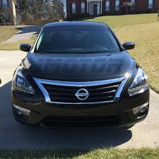 nissan altima 2015 black. Fine Altima 2013 2014 2015 Nissan Altima Sedan Models Only  Attention  Dose Not Fit  With Factory HID Inside Black P