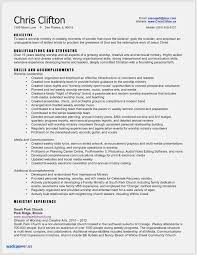 Free 55 Ministry Resume Templates 2019 Free Professional Template