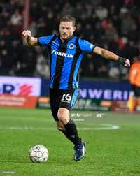 Mats Rits midfielder of Club Brugge pictured during Jupiler Pro... News  Photo - Getty Images
