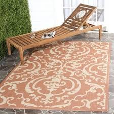 safavieh indoor outdoor rugs damask terracotta natural indoor outdoor rug safavieh amherst quatrefoil indoor outdoor rug