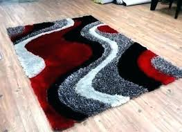 red gray and white area rugs black grey rug cream large re brown bathroom