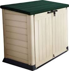 outdoor storage boxes plastic. image is loading keter-plastic-store-it-out-garden-storage-box- outdoor storage boxes plastic