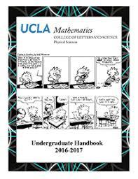 Majors Minors Specializations Ucla Department Of Mathematics