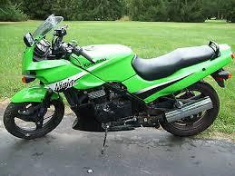 ninja 500r motorcycles