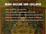 Collapse Of Ming Dynasty China