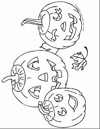 Small Picture terrific goosebumps jack lantern coloring pages with jack o