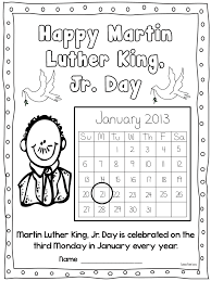 Martin King Printable Worksheets Free | Flying into First Grade ...