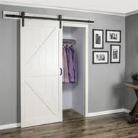 usa warehouse j shape 6ft 6 6ft 8ft 10ft single double black antique style steel sliding barn door hardware kit wooden closet door