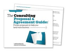 consultant proposal template consulting proposal consulting agreement templates consulting