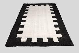 100 wool handmade area rug
