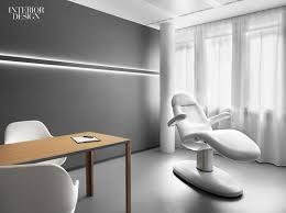 modern medical office design. monasteries and donald judd sculptures inspire swiss skincare clinic by ralph germann architectes modern medical office design s