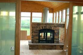 gas start fireplace wood gas starter fireplace installation