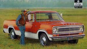 1982 dodge pickup ad
