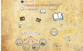 literatura renacentista by tamara rojas
