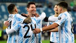Jun 23, 2021 · argentinien vs. Finale Copa America Argentinien Brasilien Jetzt Live Im Tv Und Livestream Eurosport