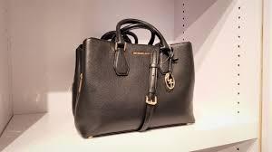 2way plain leather office style dark brown handbags 2019 20aw