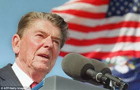 did ronald reagan have alzheimer s while in office daily mail long before he was diagnoised alzheimer s ronald reagan s speech have contained clues to