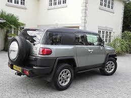 Used Gunmetal Grey Met with Black Roof Toyota FJ Cruiser For Sale ...