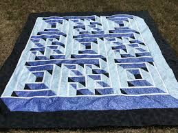 My Labyrinth Walk quilt. I used this for the back of my Farmer's ... & My Labyrinth Walk quilt. I used this for the back of my Farmer's Wife quilt Adamdwight.com