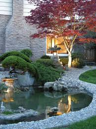Small Picture I want a small pond in my front yard So pretty Landscape