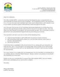 Fundraising Thank You Letter - Thank Donors For Their Contributions ...