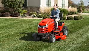 garden tractors lawn tractors
