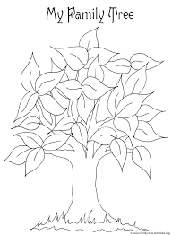 Red Ribbon Color Pages Family Tree Coloring Pages Printable Coloring Pages For Red