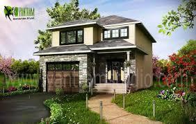 3D Exterior Rendering Creative Decoration Best Design Inspiration