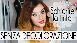 Capelli Schiarire Una Tinta Senza Decolorazione Uber Hair Color