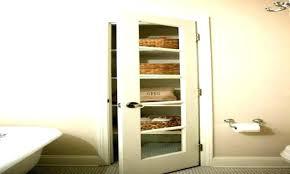 walk in closet doors ideas short closet doors medium size of linen closet door small closet