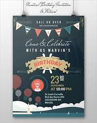 Free Invitation Template Download 22 Birthday Invitation Templates Free Sample Example Format