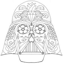 Small Picture Darth vader coloring pages mask ColoringStar