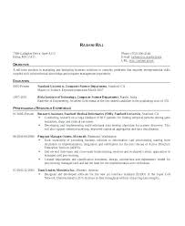 Experience Resume Model Resume Format Model Pdf Template Promotional Sample Examples