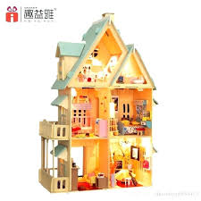 cheap wooden dollhouse furniture. Wooden Dollhouse Furniture Doll New Kids Toys Handmade Gift House . Cheap